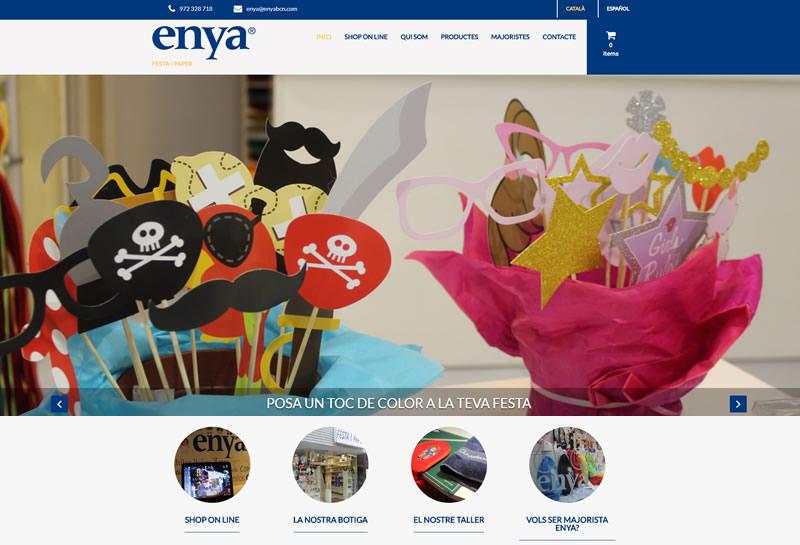 Enya - Festa i Paper