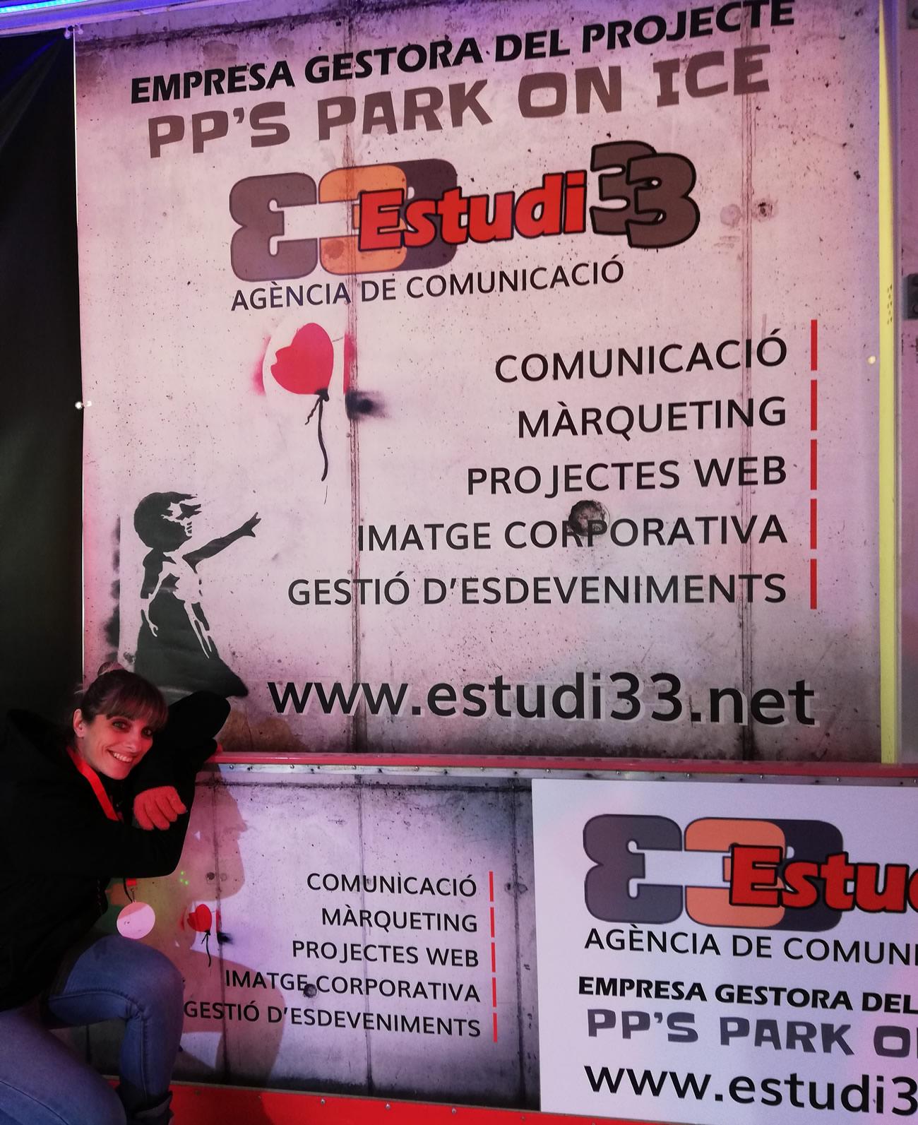 Pp's Park on ice | Estudi 33