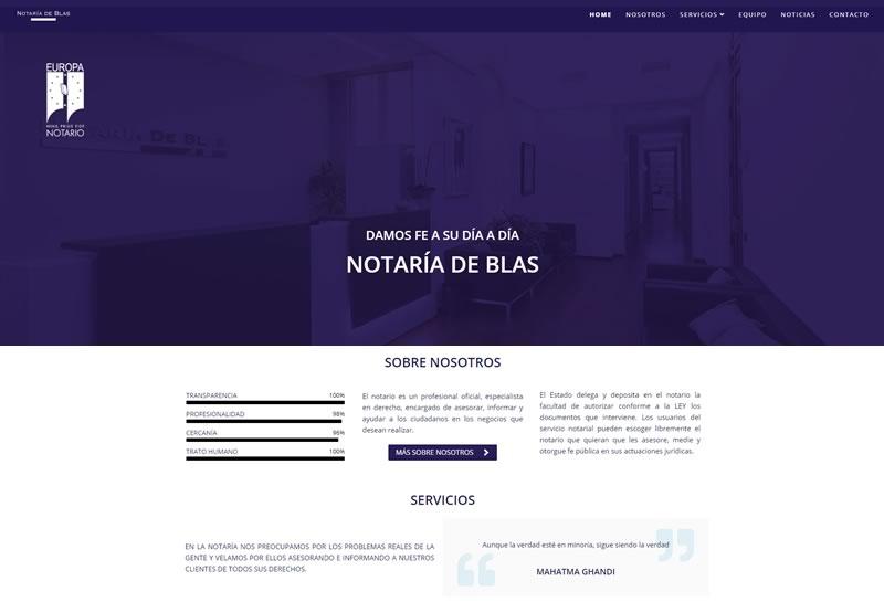 Notaría de Blas | Estudi 33