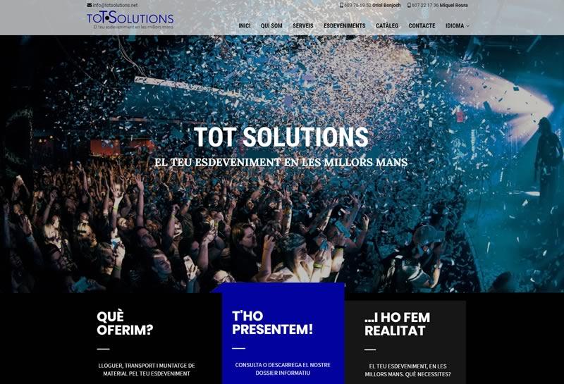 Tot Solutions